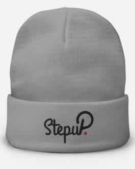 Bonnet brodé Crypto – StepuP