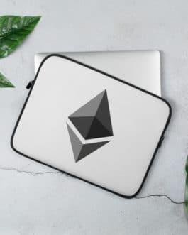 Housse Pour Ordinateur Portable Crypto – ETH
