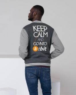 Veste varsity homme Crypto – Orbit