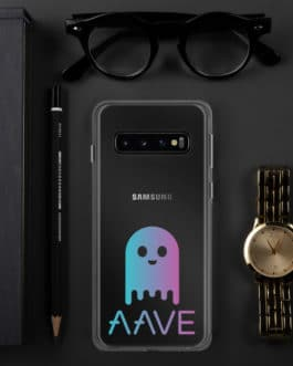 Crypto Samsung Case – AAVE