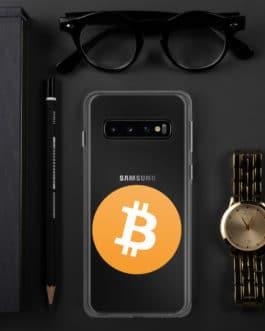 Coque Samsung Crypto – BTC